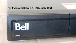 Bell TV 9400 HD PVR 1TB High Definition PVR Satellite Receiver