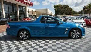 2013 Holden Ute VF MY14 SV6 Ute Blue 6 Speed Sports Automatic Utility Alfred Cove Melville Area Preview