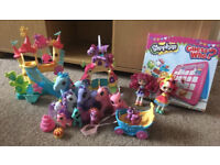 Disney Princess Dolls Toys Shopkins