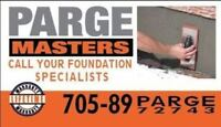 PARGE MASTERS: YOUR FOUNDATION SPECIALISTS