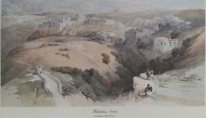 3 David Roberts Holyviews Ltd. Framed Lithographs Kitchener / Waterloo Kitchener Area image 2