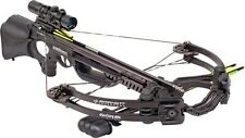 New Barnett 78220 Crossbow Ghost 410 Package CRT w/Scope, Arrows, and Quiver