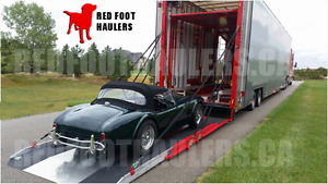 Fredericton Car Shipping - Booking Now - Call 1-800-351-7009