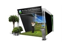 Golf Simulator wanted! Protee, GC2 etc