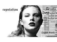 Taylor Swift Tickets Manchester 8th Jun