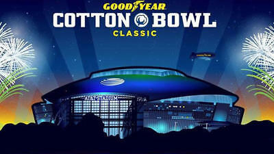 Cotton Bowl  - College Football Semi-Final - Club Seats