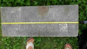 Cement steps / marches en cement-FREE-GRATUIT