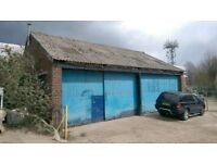 WANTED Light industrial unit / workshop / commercial