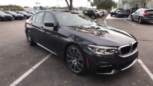 Amazing deal  Lease take over 2017 BMW 540i M package