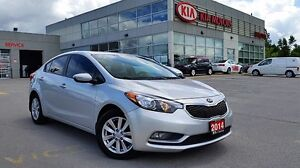 2014 Kia Forte LX | ROOF | 1 OWNER | NEW BRAKES |