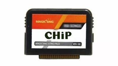Spanish Chip 1573 songs for Magic Sing Entertech karaoke MIC SYSTEMS