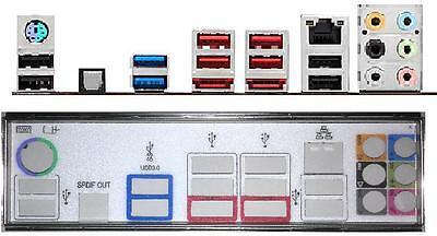ATX Blende I/O shield Asus M5A97 Pro #240 io schield NEU OVP...
