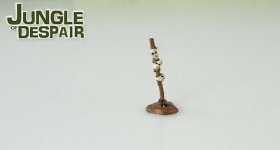 Skull Pole - Jungle of Despair - Pathfinder Battles D&D Miniature -