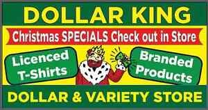 Dollar & Variety Store For Sale