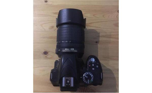 Nikon d3300 + 18-105mm f3.5 VR