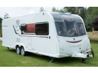Bailey Unicorn Barcelona 2015 4 berth tourer in immaculate condition.