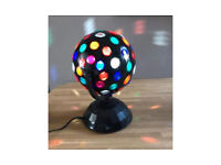 Maplin Super LED Disco Ball. £15