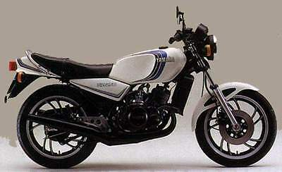 yamaha rd250lc rd350lc paint work decal set