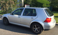 2006 Volkswagen Golf GTS 4 cylindres 2.0L