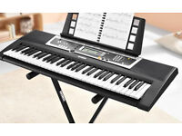 Yamaha YPT-210 Keyboard with Stand and Stool