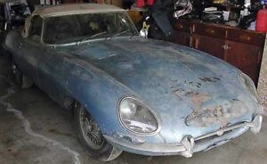 Old jaguar etype xke XK and Mercedes SL  Pagoda wanted