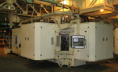 Witzig Frank Tri-flex U60 Turmat 29-axis Machining Center - 25704
