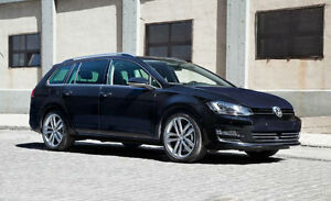 2016 Volkswagen Golf Hatchback trade for touareg tdi