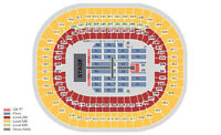 Taylor Swift FLOOR A8, two tickets