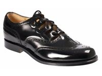 Ghillie-Brogues Brand New In Box Size 10