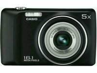 Casio 16.1MP 5x Digital camera (excellent condition)