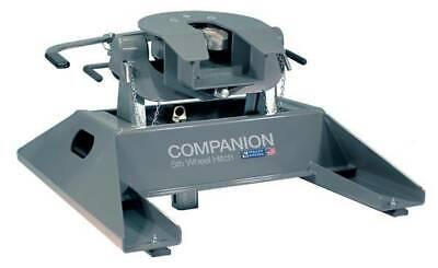 B&W Companion Slider Fifth Wheel Hitch RVK3770 For 2011+ GMC w/ Puck System for sale  Bradenton