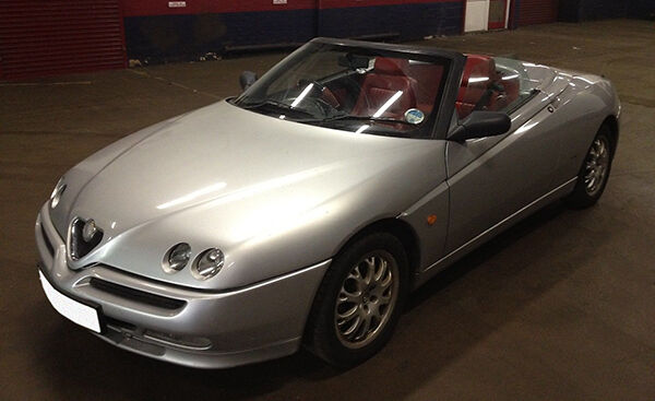 What to Look for When Buying a Used Alfa Romeo 916 Spider