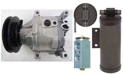 Denso Ac Compressor Kit For John Deere 3320 Tractor 447190-5960 Scsa06c Mia10078