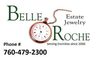 Belle Roche Estate Jewelry