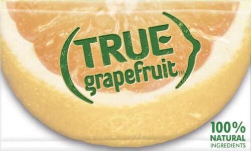 True Grapefruit Crystallized Grapefruit - 100 Bulk Packets - Free Shipping