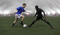 Soccer Thursday night 7X7