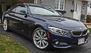 2015 BMW 428i X-drive w/3 year full warranty& 2yrs.maintenance