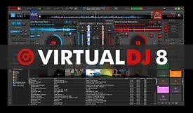 Atomix Virtual DJ Pro 8 - LATEST VERSION FOR PC & MAC