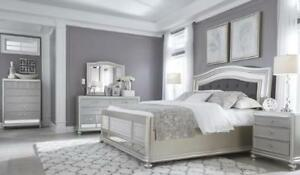 """Brand new"" ASHLEY Queen Bed Only From $288"