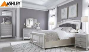 ASHLEY QUEEN  BED ONLY FROM $ 288