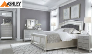ASHLEY QUEEN BED SALE!!!!