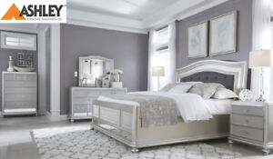 QUEEN SIZE BED BY ASHLEY FROM $288