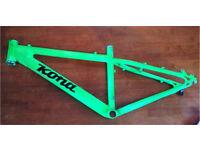 KONA OB bike frame