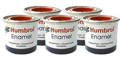 Humbrol Enamel Farben 14 ml - Wählen Sie selbst aus!
