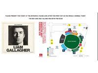 2 x Liam Gallagher tickets 18/08/2018 Manchester