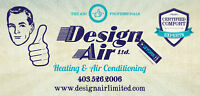 Design Air Heating & Air Conditioning