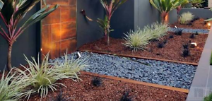 Landscaping  with rolled lawn or articificial grass service Beckenham Gosnells Area Preview