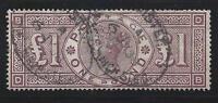 1884 Gran Bretagna/great Britain - Sg N° 185 Used £ 2.800 -  - ebay.it