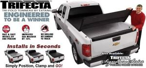 Extang Soft Tri-Fold Tonneau-07-13-Chev/GMC 5.8 Box - NEW