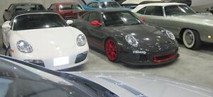 Big Toy Indoor Car Storage for you exotic classic or daily drive